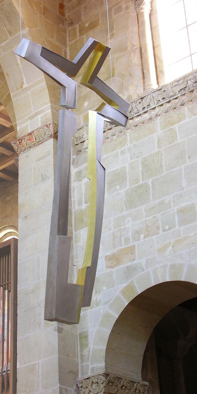 Kreuz für die Stiftskirche Quedlinburg - Bild 2