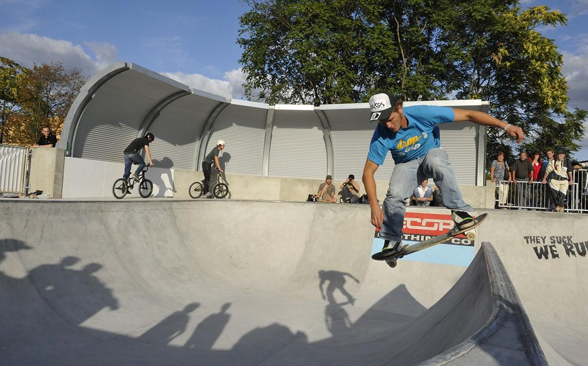 Skaterpark - Bild 2