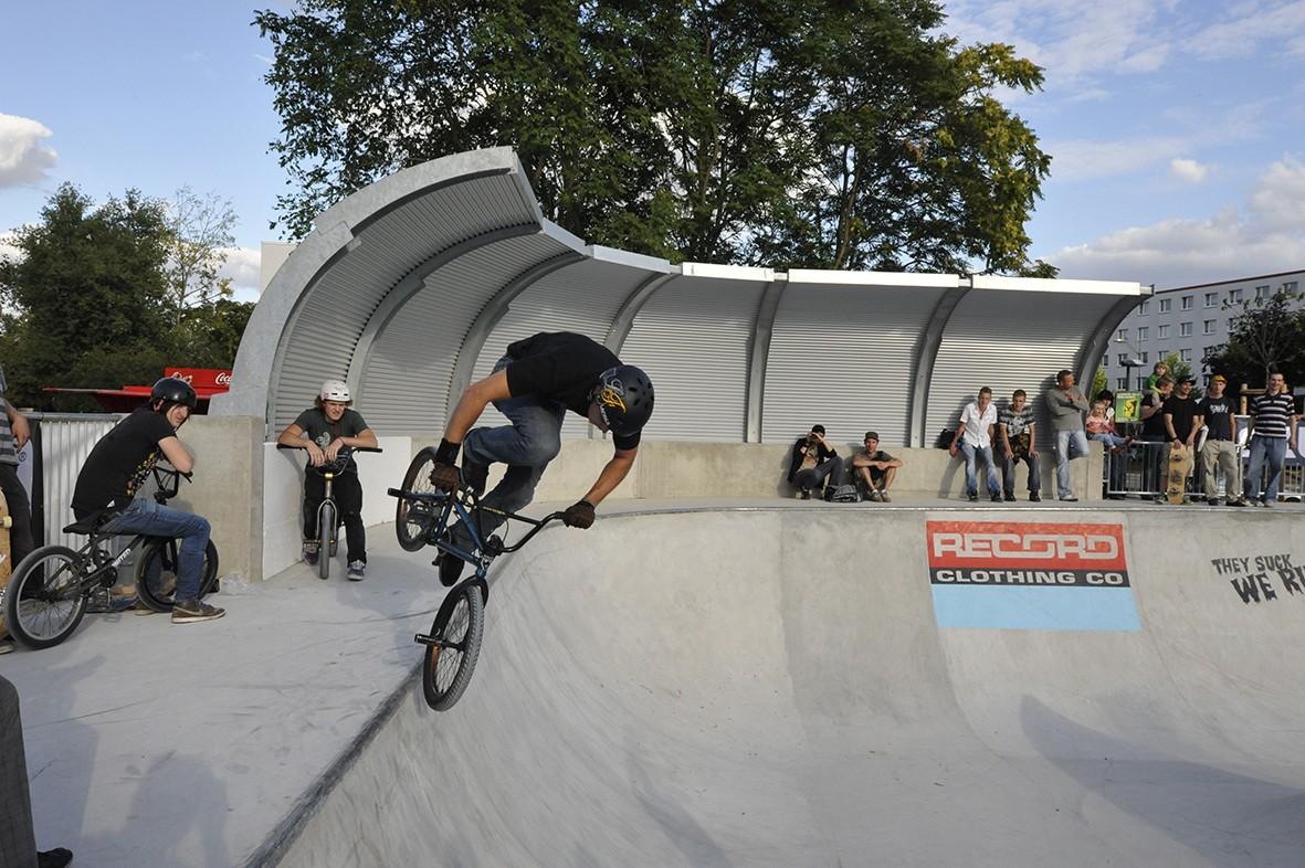 Skaterpark - Bild 5
