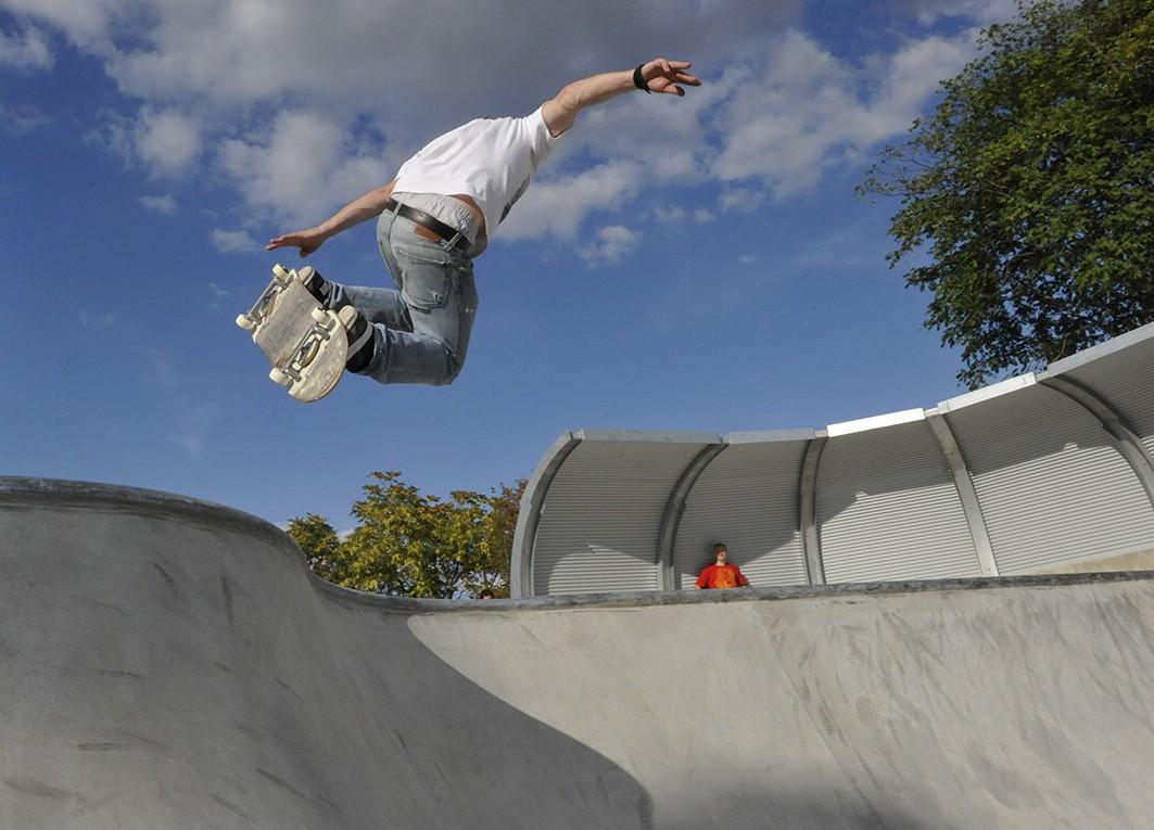 Skaterpark - Bild 1