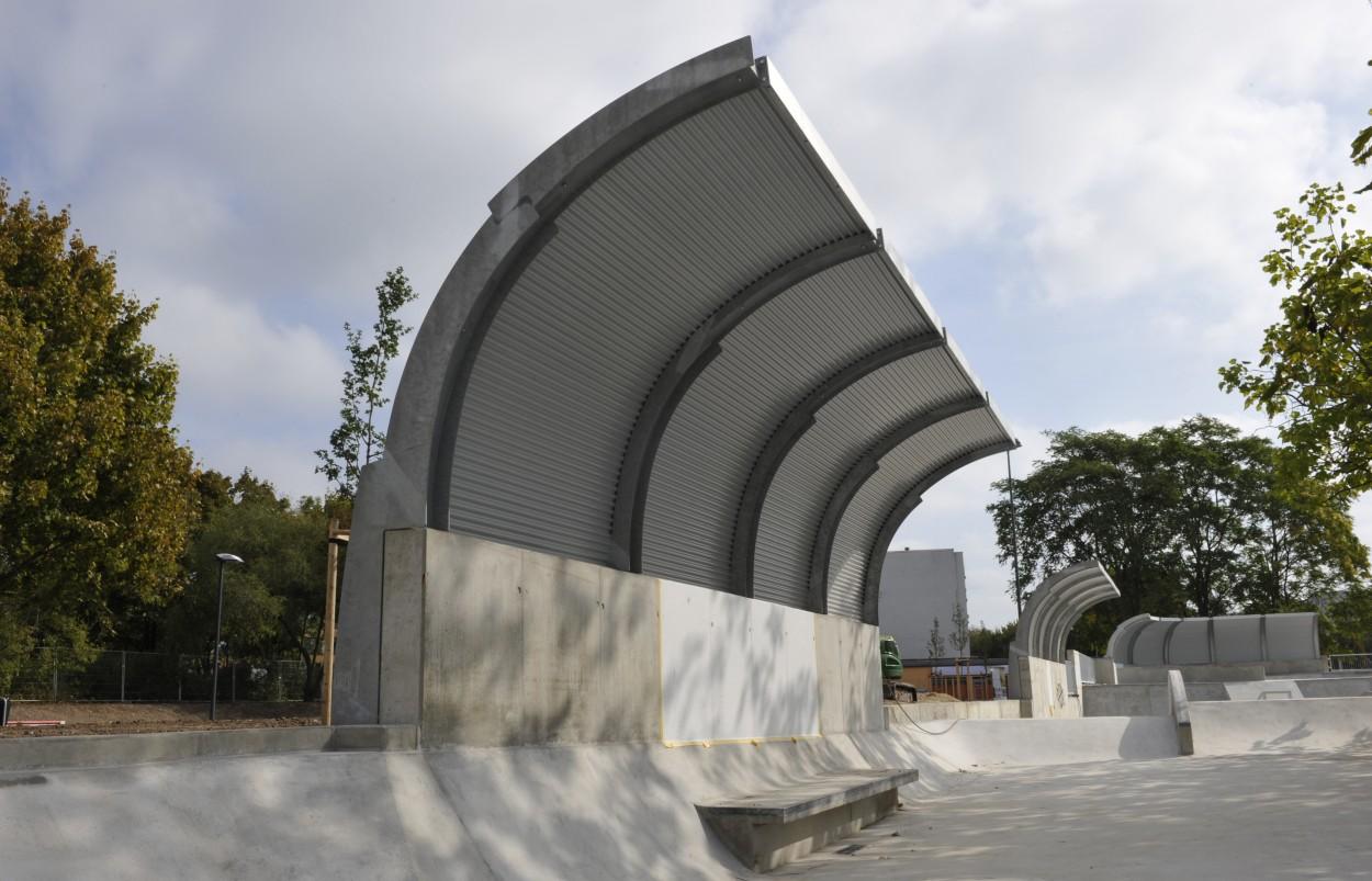 Skaterpark - Bild 4