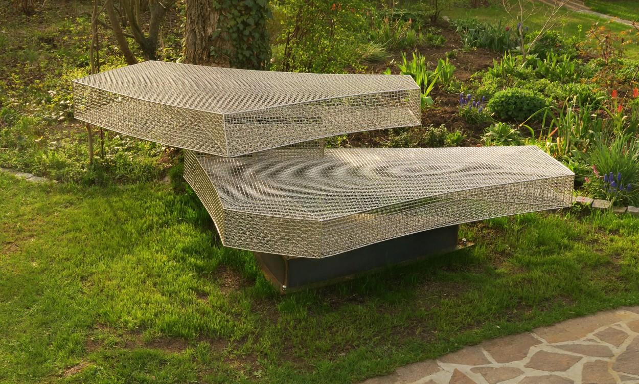 GartenBankSkulptur - Bild 3