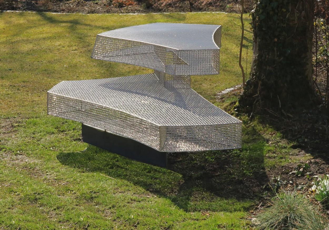 GartenBankSkulptur - Bild 2