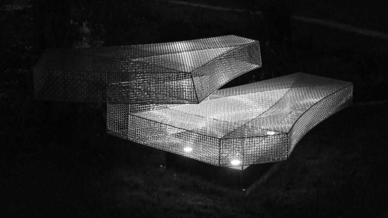 GartenBankSkulptur - Bild 4