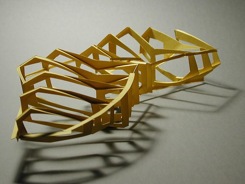 Gelbe Form - Bild 2