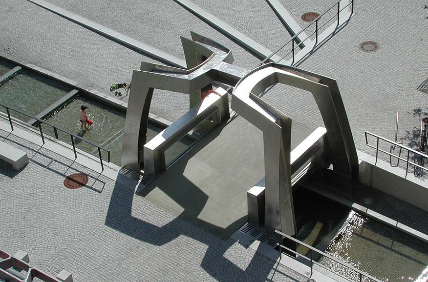 Raumklammer - Bild 1